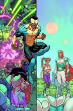 Image: Invincible Vol. 17: What's Happening SC  - Image Comics