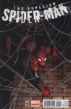 Image: Superior Spider-Man #2 (Now) (McGuinness variant cover) - Marvel Comics