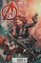 Image: Avengers #4 (Keown variant cover) - Marvel Comics