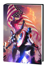 Image: Ultimate Comics: Divided We Fall, United We Stand HC  - Marvel Comics