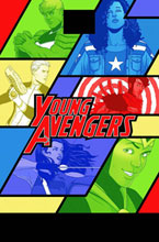 Image: Young Avengers Poster  - Marvel Comics