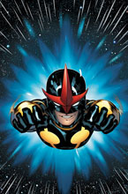 Image: Marvel Now! Nova Poster  - Marvel Comics