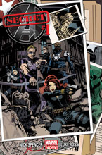 Image: Marvel Now! Secret Avengers Poster  - Marvel Comics