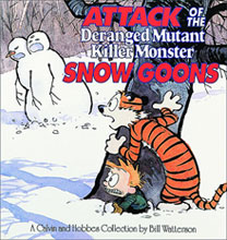 Image: Calvin & Hobbes: Attack of the Deranged Mutant Snow Goons  - Andrews Mcmeel