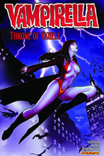 Image: Vampirella Vol. 03: Throne of Skulls SC  - D. E./Dynamite Entertainment