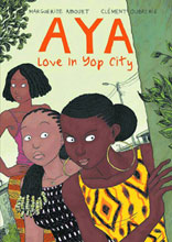 Image: Aya: Love in Yop City SC  - Drawn & Quarterly