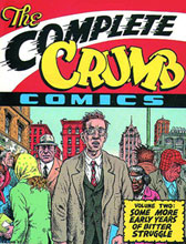 Image: Complete Crumb Comics Vol. 02: Some More Early Years Of Bitter Struggle SC  - Fantagraphics Books