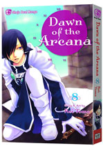 Image: Dawn of the Arcana Vol. 08 SC  - Viz Media LLC