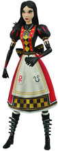 Image: Alice: Madness Ret Select - Royal Guard Alice PX Action Figure  - Video Games Toys