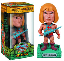 Image: Master of the Universe Wacky Wobbler: He-Man  - Movie/Tv Collectibles & Novelties