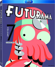 Image: Futurama Vol. 07 Blu-Ray 2-Disc Set  - Animation Dvds & Digital Media