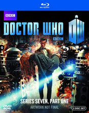 Image: Doctor Who: Series 07 Part One Blu-Ray  - Movie/Tv Dvds & Digital Media