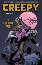Image: Creepy Comics Vol. 03: The Lurking Fate SC  - Dark Horse Comics