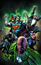 Image: Forever Evil #5 (100-copy incentive cover - Ivan Reis and Joe Prado) - DC Comics