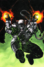 Image: Deathblow: The Deluxe Edition HC  - DC Comics