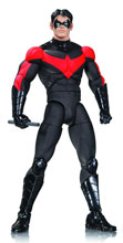 Image: DC Comics Designer Action Figure 3 by Greg Capullo: Nightwing  - DC Direct