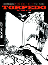 Image: Torpedo Vol. 05 SC  - IDW Publishing