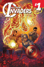 Image: All-New Invaders #1