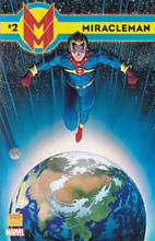 Image: Miracleman #2 (variant cover - Adams) - Marvel Comics