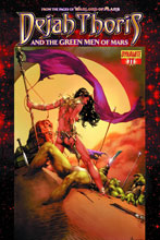 Image: Dejah Thoris & the Green Men of Mars #11 - Dynamite