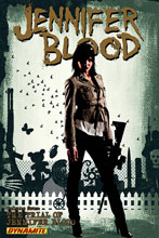 Image: Jennifer Blood Vol. 04: The Trial of Jennifer Blood SC  - Dynamite