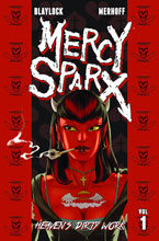 Image: Mercy Sparx Vol. 01: Heaven's Dirty Work SC  - Devils Due Entertainment