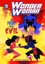 Image: DC Super Heroes Young Readers: Wonder Woman - The Fruit of All Evil SC  - Capstone Press
