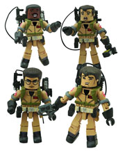 Image: Ghostbusters Minimates: I Love This Town! Box Set  -
