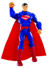 Image: DC Total Heroes 6-inch Action Figure: Superman  -