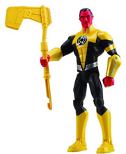 Image: DC Total Heroes 6-inch Action Figure: Sinestro  -