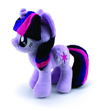 Image: My Little Pony Plush: Twilight Sparkle 11-inch  -