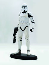 Image: Star Wars: Revenge of the Sith Statue - Clone Trooper  (classic version) -