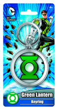 Image: Green Lantern Symbol Color Pewter Keyring  -