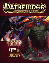 Image: Pathfinder Adventure Path Vol. 78: City of Locusts SC  -