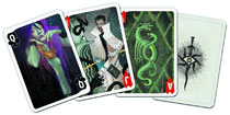 Image: Dragon Age: Inquisition Deluxe Playing Cards  - Dark Horse Comics