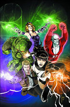 Image: Justice League Dark Vol. 05: Paradise Lost SC  (N52) - DC Comics