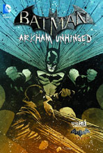 Image: Batman: Arkham Unhinged Vol. 04 SC  - DC Comics