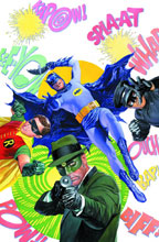 Image: Batman '66 Meets the Green Hornet HC  - DC Comics