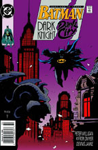 Image: Batman: Dark Night, Dark City SC  - DC Comics