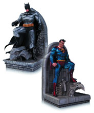 Image: DC Comics Bookends: Superman & Batman  - DC Comics