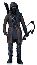 Image: Arrow  [TV] Action Figure 05: Dark Archer - DC Comics