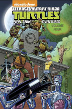Image: Teenage Mutant Ninja Turtles: New Animated Adventures Vol. 04 SC  - IDW Publishing