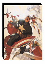 Image: Avengers: The Vibranium Collection  - Marvel Comics