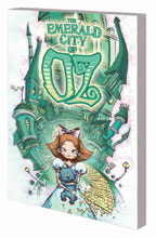 Image: Oz: The Emerald City of Oz SC  - Marvel Comics