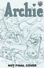 Image: Archie #664 (variant cover) - Archie Comic Publications