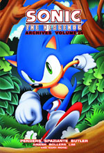 Image: Sonic the Hedgehog Archives Vol. 24 SC  - Archie Comic Publications