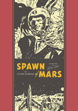 Image: EC Artists' Library: Spawn of Mars and Other Stories by Wally Wood HC  - Fantagraphics Books