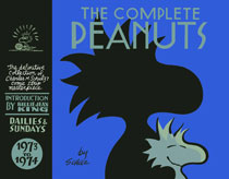 Image: Complete Peanuts Vol. 12: 1973-1974 HC  (current printing) - Fantagraphics Books
