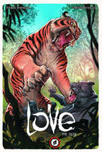 Image: Love Vol. 01: The Tiger HC  - Magnetic Press Inc.