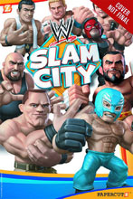 Image: WWE Slam City Vol. 02: The Rise of El Diablo HC  - Papercutz